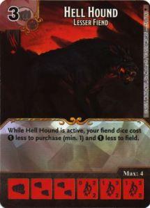 Hell Hound Lesser Fiend