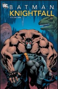 Knightfall Cover