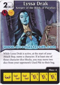 Lyssa Drak Keeper of the Book of Parallax