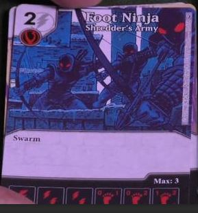 Foot Ninja Swarm