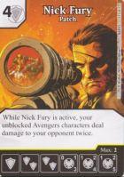 Nick Fury Patch