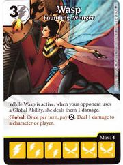 Dice Masters - Age of Ultron - Wasp Founding Avenger