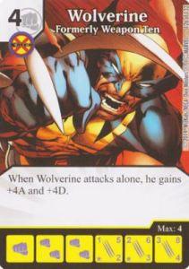 Wolverine Formerly Weapon Ten