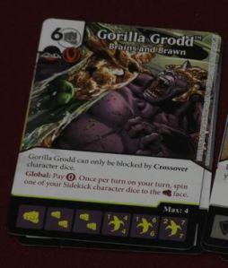 Gorilla Grodd Brains & Brawn