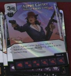Deadpool - Agent Carter Behind Enemy Lines