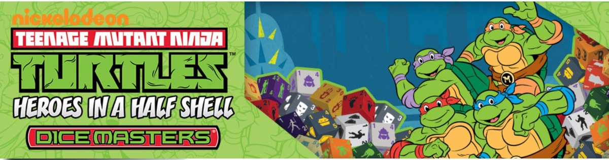 TMNT: Heroes in a Half Shell Set Spoiler Review