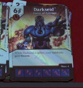 Darkseid Force of Entropy
