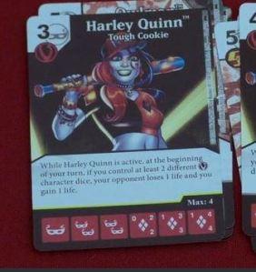 Harley Quinn Tough Cookie