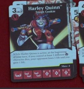 Harley Quinn Tough Cookie