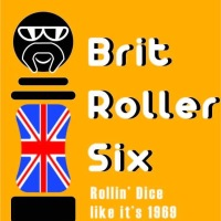 "Brit Roller Six Podcast Episode 2: ""The Podcast is Named!"""