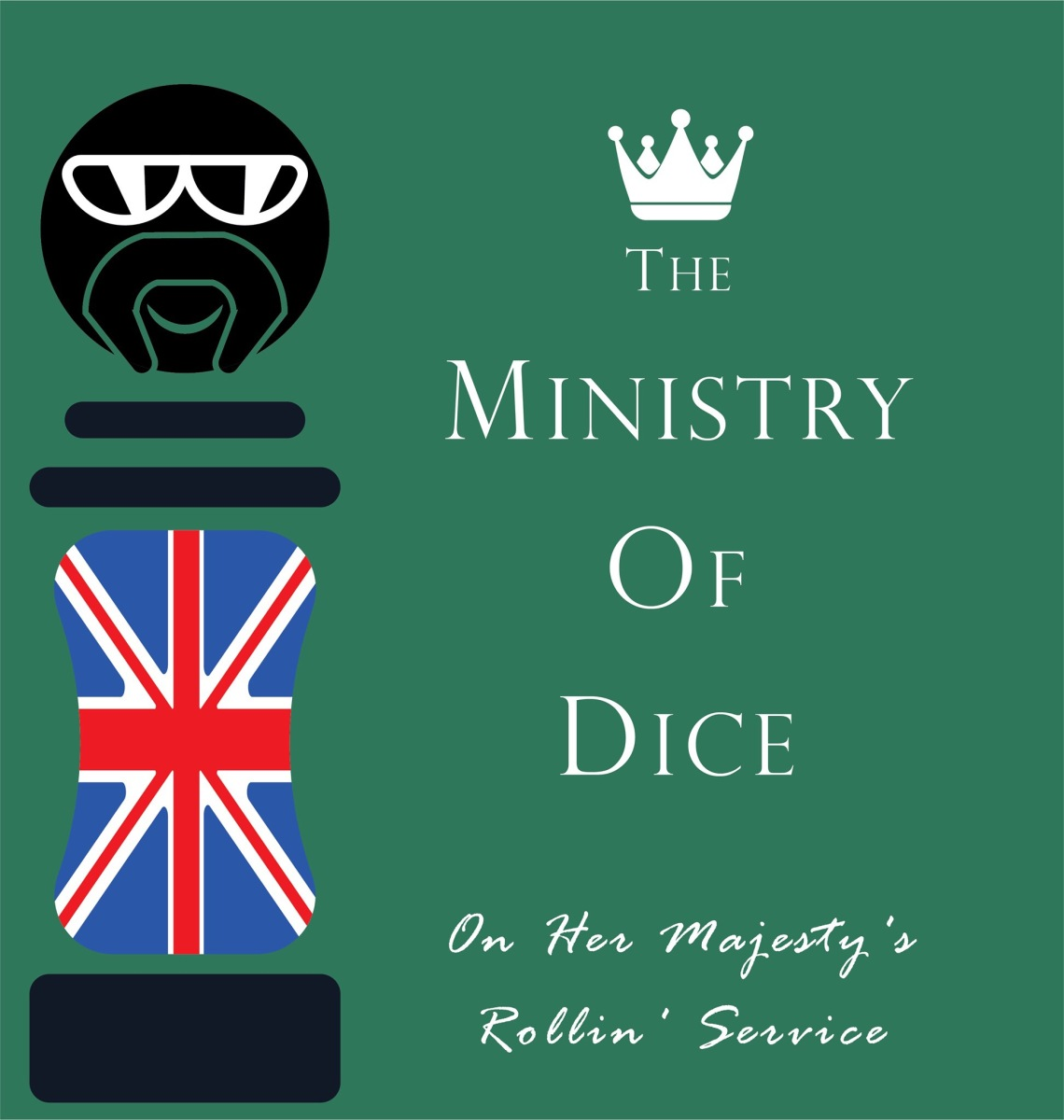 "Ministry of Dice Podcast Episode 10 ""Two Wongs"""