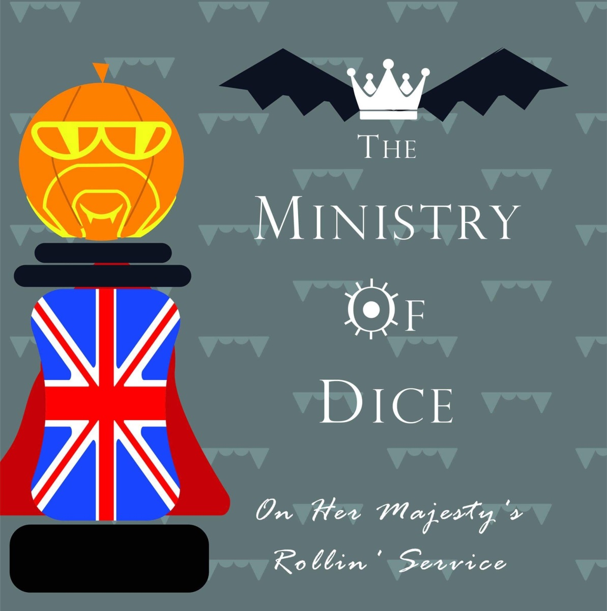 "Ministry of Dice Podcast Ep 7 ""What's the Population of Utah?"""