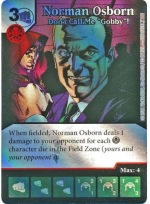 "Norman Osborn - Don't Call Me ""Nobby""!"