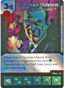 "Norman Osborn Don't Call Me ""Gobby""!"