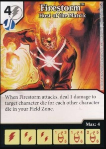 Firestorm Host of the Matrix