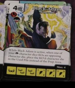 Justice Campaign Box, Doom Patrol & Mystics team pack