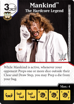 Mankind The Hardcore Legend