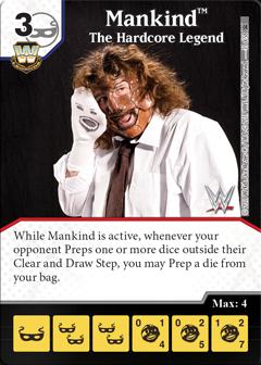 Mankind The Hardcore Legend