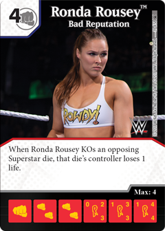Ronda Rousey Bad Reputation