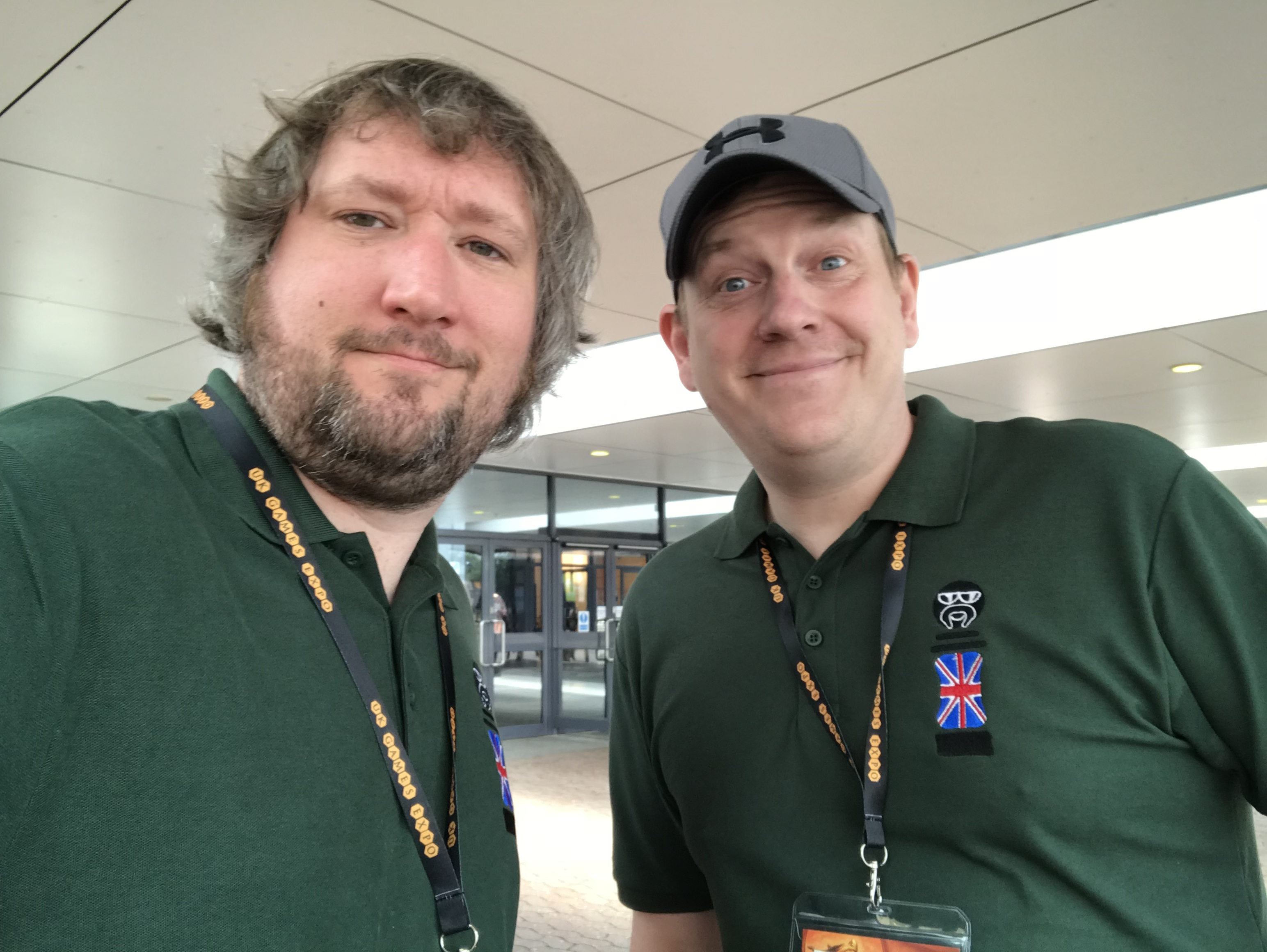 The Ministry of Dice at the UK Games Expo 2018