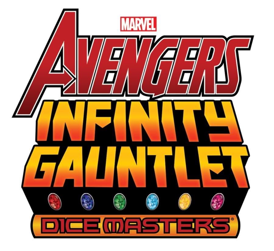 Dice Masters Infinity Gauntlet Logo