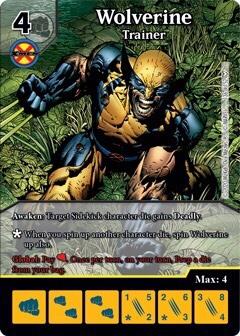 Dice Masters - Dark Phoenix Saga = Wolverine Trainer