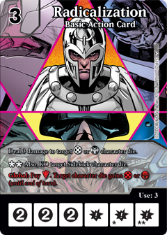 Dice Masters - Dark Phoenix Saga - Radicalization