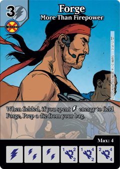 Dice Masters - Dark Phoenix Saga - Forge More Than Firepower