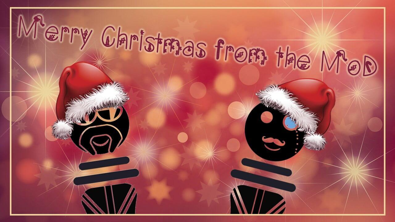 MoD Christmas Card 2020