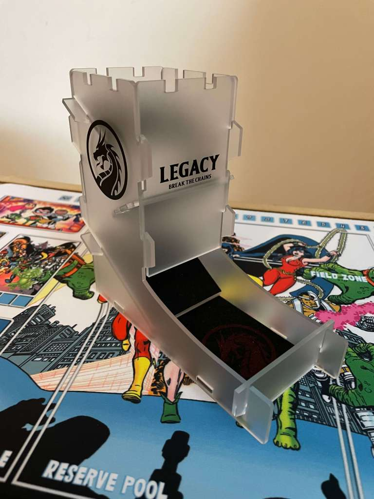 Legacy Dice Tower